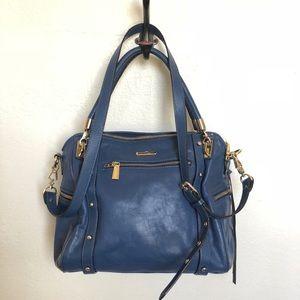 Rebecca Minkoff Electric Blue Bag